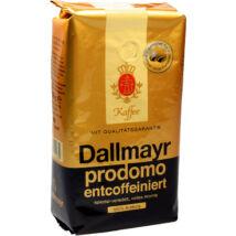 Dallmayr Prodomo koffeinmentes szemes kávé (0,5kg)