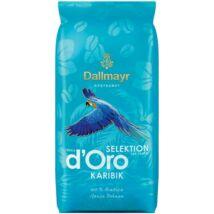 Dallmayr Crema d'Oro Selektion des Jahres Karibik szemes kávé (1kg)