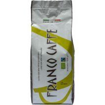 Franco Caffe Espresso Naturale BIO FAIRTRADE szemes kávé (1kg)