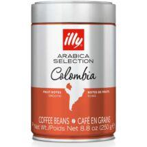 Illy Colombia szemes kávé (0,25kg)