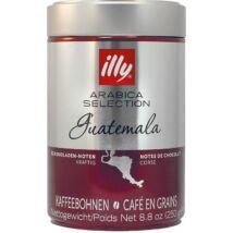 Illy Guatemala szemes kávé (0,25kg)