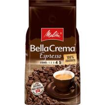 Melitta BellaCrema Espresso szemes kávé (1kg)