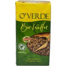 RÖSTfein O'VERDE BIO őrölt kávé (0,5kg)