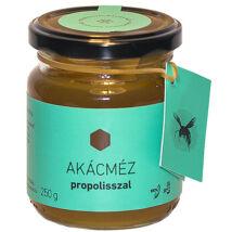 Akácméz propolisszal (0,25kg)