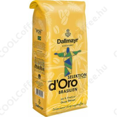 Dallmayr Crema d'Oro Selection des Jahres - COOLCoffee.hu