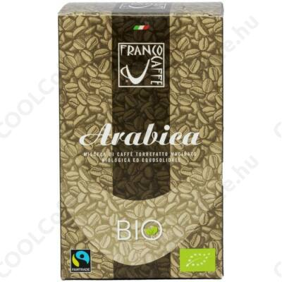 Franco Caffe BIO FAIRTRADE - COOLCoffee.hu