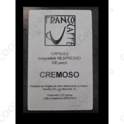 Nespresso Franco Caffe kapszula (100db)