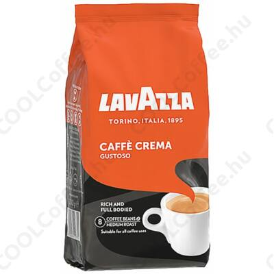 Lavazza Caffé Crema Gustoso - COOL Coffee SHOP