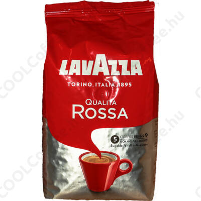 Lavazza Qualita Rossa - COOLCoffee.hu