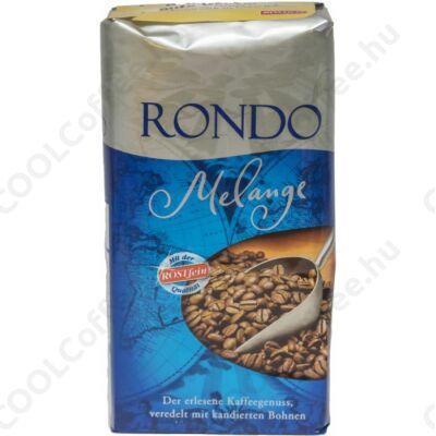 RÖSTfein RONDO Melange - COOLCoffee.hu