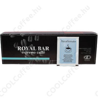 San Giusto Royal Bar Espresso koffeinmentes őrölt kávé  - COOLCoffee.hu