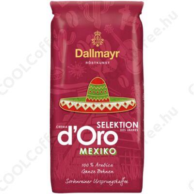 Dallmayr Crema d'Oro Selection des Jahres Mexiko - COOLCoffee.hu